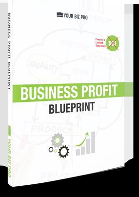 Your Biz Pro Business Profit Blueprint Cover Image